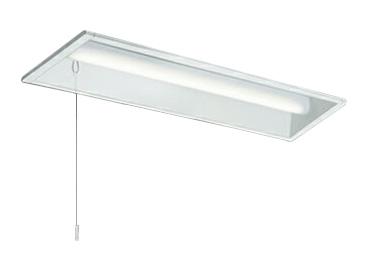 三菱電機 施設照明LEDライトユニット形ベースライト Myシリーズ20形 FHF16形×2灯高出力相当 一般タイプ 連続調光埋込形 220幅 昼白色 プルスイッチ付MY-B230233S/N AHZ