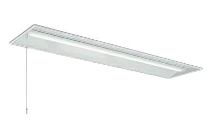 三菱電機 施設照明LEDライトユニット形ベースライト Myシリーズ40形 FHF32形×1灯高出力相当 高演色(Ra95)タイプ 段調光埋込形 300幅 白色 プルスイッチ付MY-B430175S/W AHTN