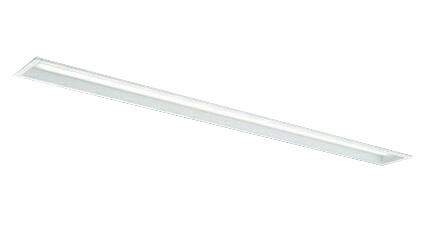 三菱電機 施設照明LEDライトユニット形ベースライト Myシリーズ40形 FHF32形×1灯高出力相当 一般タイプ 連続調光埋込形 下面開放タイプ 100幅 白色MY-B430330/W AHZ