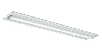 三菱電機 施設照明LEDライトユニット形ベースライト Myシリーズ40形 FLR40形×2灯相当 高演色(Ra95)タイプ 段調光埋込形 220幅 Cチャンネル回避形 白色MY-B440174/W AHTN