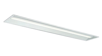 三菱電機 施設照明LEDライトユニット形ベースライト Myシリーズ40形 FHF32形×2灯定格出力相当 高演色(Ra95)タイプ 段調光埋込形 220幅 白色MY-B450173/W AHTN