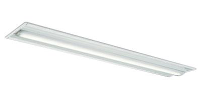 三菱電機 施設照明LEDライトユニット形ベースライト Myシリーズ40形 FHF32形×2灯定格出力相当 高演色(Ra95)タイプ 段調光埋込形 220幅 Cチャンネル回避形 温白色MY-B450174/WW AHTN