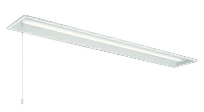 三菱電機 施設照明LEDライトユニット形ベースライト Myシリーズ40形 FHF32形×2灯高出力相当 高演色(Ra95)タイプ 段調光埋込形 190幅 温白色 プルスイッチ付MY-B470172S/WW AHTN