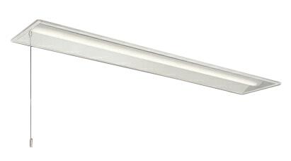 三菱電機 施設照明LEDライトユニット形ベースライト Myシリーズ40形 FHF32形×2灯高出力相当 高演色(Ra95)タイプ 段調光埋込形 220幅 温白色 プルスイッチ付MY-B470173S/WW AHTN