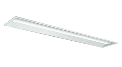 三菱電機 施設照明LEDライトユニット形ベースライト Myシリーズ40形 Hf32形×2灯高出力相当 グレアカットタイプ 段調光埋込形 220幅 昼白色MY-B470253/N AHTN