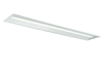 三菱電機 施設照明LEDライトユニット形ベースライト Myシリーズ40形 FHF32形×2灯高出力相当 省電力タイプ 段調光埋込形 下面開放タイプ 220幅 温白色MY-B470303/WW AHTN