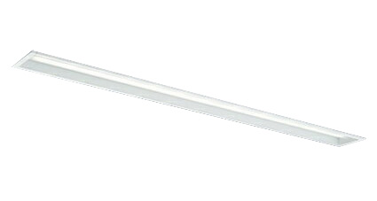 三菱電機 施設照明LEDライトユニット形ベースライト Myシリーズ40形 FHF32形×2灯高出力相当 一般タイプ 連続調光埋込形 下面開放タイプ 100幅 昼光色MY-B470330/D AHZ