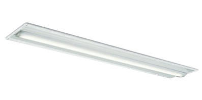 三菱電機 施設照明LEDライトユニット形ベースライト Myシリーズ40形 FHF32形×2灯高出力相当 一般タイプ 段調光埋込形 下面開放タイプ 220幅 Cチャンネル回避形 温白色MY-B470334/WW AHTN