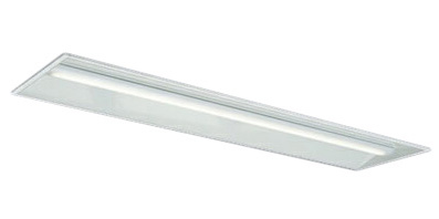 三菱電機 施設照明LEDライトユニット形ベースライト Myシリーズ40形 FHF32形×2灯高出力相当 電磁波低減用 連続調光埋込形 下面開放タイプ 300幅 昼白色MY-B470335/N ACTZ