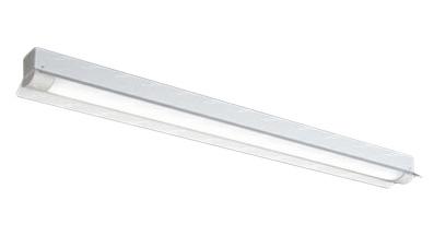 三菱電機 施設照明LEDライトユニット形ベースライト Myシリーズ40形 FHF32形×2灯高出力相当 段調光防雨・防湿・耐塩形(軒下用)直付形 笠付タイプ 電球色MY-EH470430/L AHTN