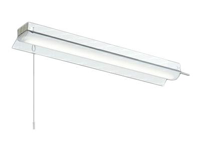 三菱電機 施設照明LEDライトユニット形ベースライト Myシリーズ20形 FHF16形×2灯高出力相当 一般タイプ 段調光直付形 笠付タイプ 白色 プルスイッチ付MY-H230230S/W AHTN