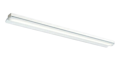 三菱電機 施設照明LEDライトユニット形ベースライト Myシリーズ40形 FLR40形×2灯相当 高演色(Ra95)タイプ 段調光直付形 笠付タイプ 白色MY-H440170/W AHTN