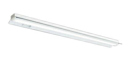 三菱電機 施設照明LEDライトユニット形ベースライト Myシリーズ40形 直付 笠付タイプ 人感センサ付高演色タイプ FHF32形×1灯高出力相当 3200lm 白色MY-HS430170/W AHTN