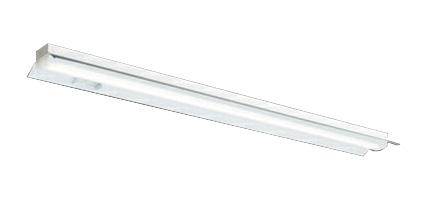 三菱電機 施設照明LEDライトユニット形ベースライト Myシリーズ40形 直付 笠付タイプ 人感センサ付高演色タイプ FHF32形×2灯高出力相当 6900lm 温白色MY-HS470170/WW AHTN