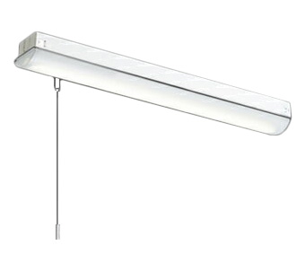 三菱電機 施設照明LEDライトユニット形ベースライト Myシリーズ20形 FHF16形×2灯高出力相当 一般タイプ 段調光直付形 トラフタイプ 温白色 プルスイッチ付MY-L230230S/WW AHTN