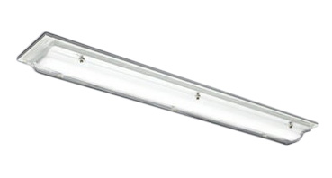 三菱電機 施設照明LEDライトユニット形ベースライト Myシリーズ40形 直付形 工場・倉庫用(特殊環境用)アクリルカバー HACCP向け器具FHF32形×2灯高出力相当 一般タイプ 段調光 昼白色MY-RC470330/N AHTN