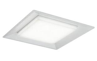 三菱電機 施設照明LEDスクエアベースライト Myシリーズ ライトユニット形パネルタイプ 埋込形□600(リニューアル対応タイプ)FHP32形×3灯相当 クラス600ダクト回避形 白色 連続調光(無線制御)MY-SK460100W/5 ARTX