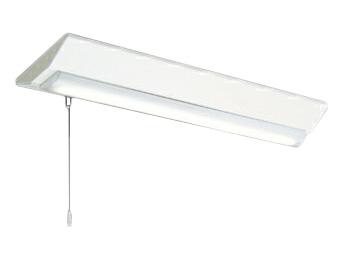三菱電機 施設照明LEDライトユニット形ベースライト Myシリーズ20形 FHF16形×2灯高出力相当 一般タイプ 段調光直付形 逆富士タイプ 230幅 白色 プルスイッチ付MY-V230231S/W AHTN