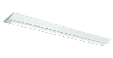 三菱電機 施設照明LEDライトユニット形ベースライト Myシリーズ40形 Hf32形×2灯高出力相当 グレアカットタイプ 段調光直付形 逆富士タイプ 230幅 昼白色MY-V470251/N AHTN