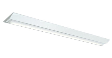 三菱電機 施設照明LEDライトユニット形ベースライト Myシリーズ40形 FHF32形×2灯高出力相当 一般タイプ 段調光直付形 逆富士タイプ 230幅 白色MY-V470331/W AHTN