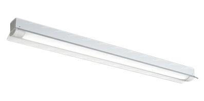 三菱電機 施設照明LEDライトユニット形ベースライト Myシリーズ40形 FHF32形×2灯高出力相当 段調光防雨・防湿形(軒下用)直付形 笠付タイプ 昼白色MY-WH470430/N AHTN