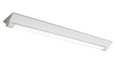 三菱電機 施設照明LEDライトユニット形ベースライト Myシリーズ40形 FLR40形×2灯節電タイプ 段調光防雨・防湿形(軒下用)直付形 逆富士タイプ 230幅 電球色MY-WV440431/L AHTN