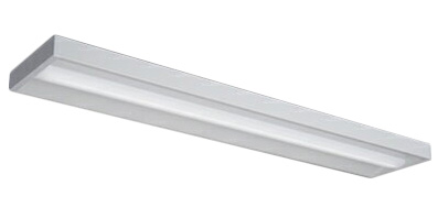 三菱電機 施設照明LEDライトユニット形ベースライト Myシリーズ40形 Hf32形×1灯定格出力相当 集光タイプ 段調光直付形 下面開放タイプ 昼白色MY-X425240/N AHTN