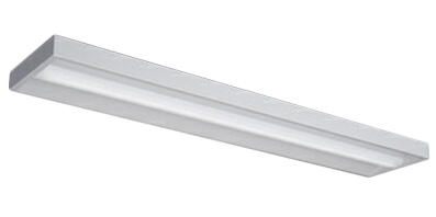 三菱電機 施設照明LEDライトユニット形ベースライト Myシリーズ40形 FHF32形×2灯高出力相当 省電力タイプ 段調光直付形 下面開放タイプ 白色MY-X470300/W AHTN