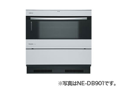 ●Panasonic 電気オーブンレンジビルトインタイプ NE-DB901W