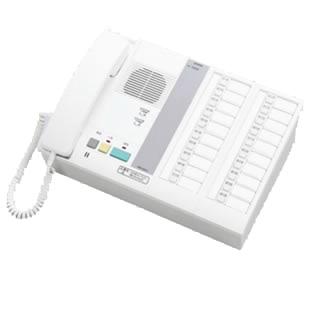 アイホン ビジネス向けインターホン拡声式インターホンNIM 20局用親機NIM-20B