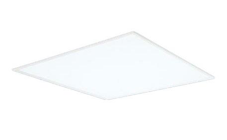 ●パナソニック Panasonic 施設照明LEDベースライト 埋込型 調光白色 スクエアタイプ □900 乳白パネルNNF45651 LT9