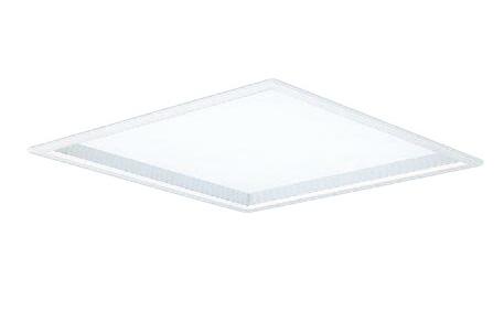 ●パナソニック Panasonic 施設照明LEDベースライト 埋込型 調光電球色 スクエアタイプ □900 乳白パネル 深枠NNF45663 LT9