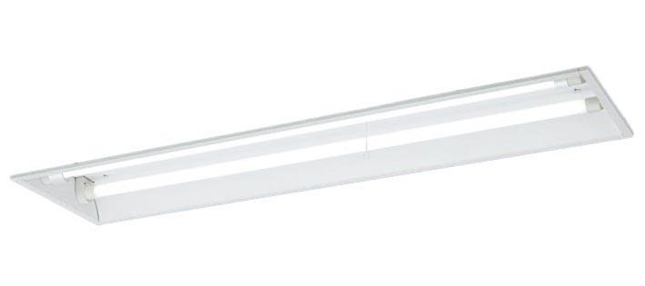 パナソニック Panasonic 施設照明直管LEDランプベースライト 非常用照明器具埋込下面開放型 30分間タイプ 40形 2灯用Hf32形高出力型2灯器具相当 昼白色 非調光NNFG42991ZLE9