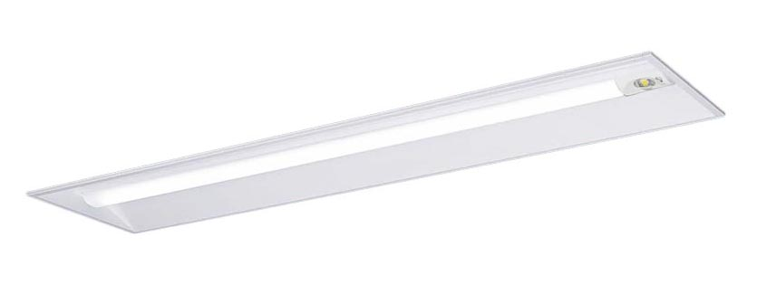 パナソニック Panasonic 施設照明一体型LEDベースライト iDシリーズ 非常用照明器具電池内蔵型 40形 埋込下面開放型(W300) 30分間タイプ非常時LED一般出力型 器具本体のみNNLG41830