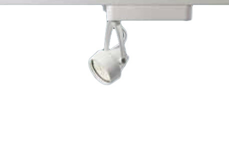 パナソニック Panasonic 施設照明LEDスポットライト 電球色 配線ダクト取付型J12V50形(35W)器具相当 ビーム角18度 中角タイプ調光タイプ 12Vミニハロゲン電球50形1灯器具相当NNN02321WLG1