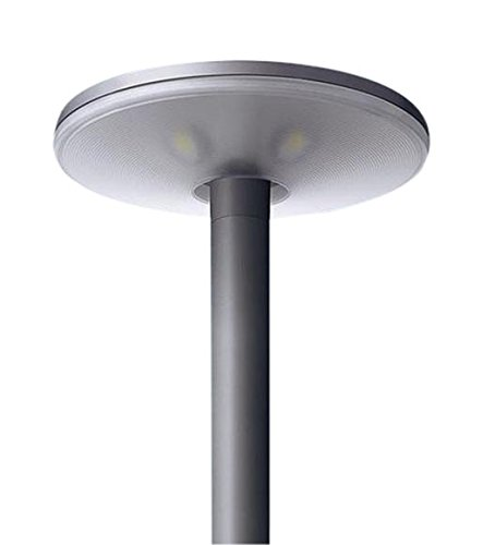 パナソニック Panasonic 施設照明LEDモールライト 昼白色 ポール取付型 灯具のみ彩光色 水銀灯100形相当 全周配光タイプ透明プリズムグローブ タイマー段調光NNY22310ZLF9