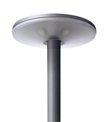 パナソニック Panasonic 施設照明LEDモールライト 電球色 ポール取付型 灯具のみ彩光色 水銀灯100形相当 全周配光タイプ透明プリズムグローブ タイマー段調光NNY22311ZLF9