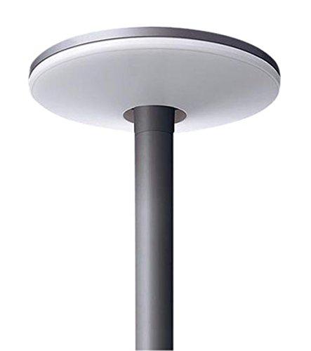 パナソニック Panasonic 施設照明LEDモールライト 昼白色 ポール取付型 灯具のみ彩光色 水銀灯100形相当 全周配光タイプ乳白グローブ タイマー段調光NNY22380ZLF9