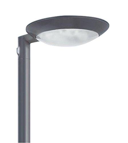 パナソニック Panasonic 施設照明街路灯 Luminascapeシリーズ LEDモールライト 電球色 ポール取付型 灯具のみ彩光色 水銀灯100形相当 フロント配光タイプNNY22574LF9