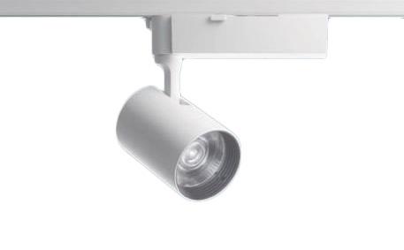 パナソニック Panasonic 施設照明LEDスポットライト 電球色 配線ダクト取付型ビーム角18度 中角タイプHID70形1灯器具相当 LED350形NTS03123WLE1