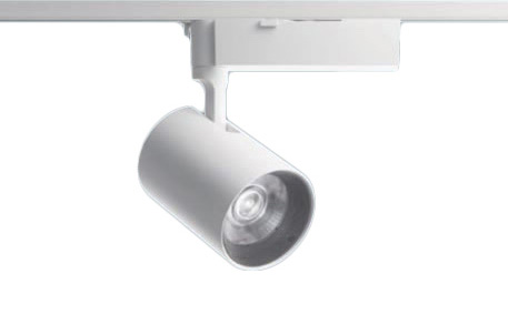 パナソニック Panasonic 施設照明LEDスポットライト 温白色 配線ダクト取付型美光色 ビーム角13度 狭角タイプHID70形1灯器具相当 LED550形NTS05117WLE1