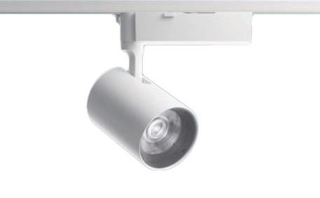 パナソニック Panasonic 施設照明LEDスポットライト 白色 配線ダクト取付型ビーム角18度 中角タイプHID70形1灯器具相当 LED550形NTS05121WLE1