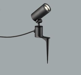 オーデリック 照明器具エクステリア LEDスポットライトダイクロハロゲン(JDR)75W相当 COB 電球色 ワイド配光OG254359