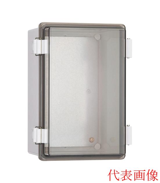 日東工業 プラボックスコントロールボックスPCH形プラボックス 屋内用 透明扉付PCH16-45C