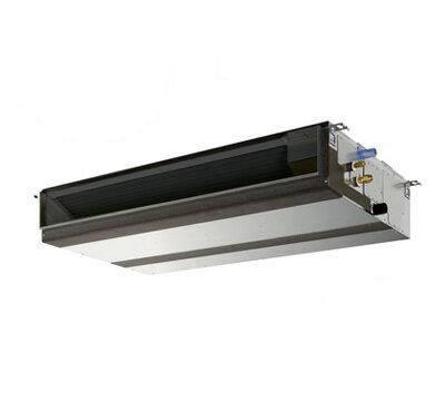 三菱電機 業務用エアコン 天井埋込形スリムZR シングル140形PEZ-ZRMP140DR(5馬力 三相200V ワイヤード)