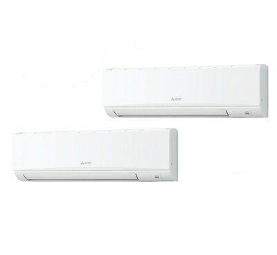 三菱電機 業務用エアコン 壁掛形スリムZR 同時ツイン160形PKZX-ZRMP160KR(6馬力 三相200V ワイヤード)