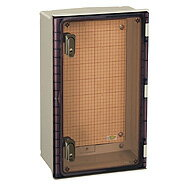 日東工業 プラボックスPL形プラボックス・透明扉タイプ(防水・防塵構造)PL10-45CA