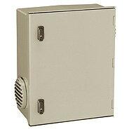 日東工業 プラボックスPL形プラボックス・ルーバー、換気扇付(防水・防塵構造)PL16-43KA