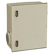 日東工業 プラボックスPL形プラボックス・ルーバー、換気扇付(防水・防塵構造)PL20-565KA
