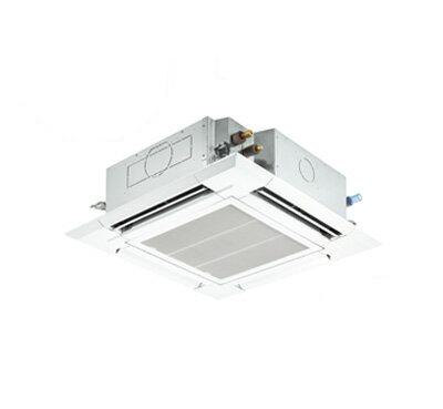 三菱電機 業務用エアコン 4方向天井カセット形<ファインパワーカセット>スリムER(標準パネル)シングル45形PLZ-ERMP45SER(1.8馬力 単相200V ワイヤード)